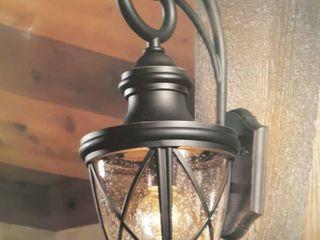 Allen and Roth Castine Wall lantern
