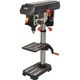 PORTER CABlE 3 2 Amp 5 Speed Bench Drill Press
