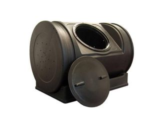 Good Ideas 52 Gal  Compost Wizard Jr    Black