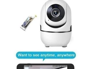 1080P HD Wifi PTZ IR Camera Motion Automatic Tracking Two Way Tracking Voice Home Security Camera IR Night Vision recorder