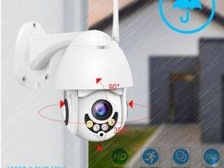 1080P WiFi Camera Wireless Security IP Camera IP66 IR Night Vision DigitalHome Security Outdoor Security Surveillance Camera    Retail 75 48