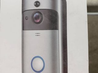 WiFi Wireless Doorbell Two Way Audio Smart Doorbell Security Camera HD Doorbell Chime