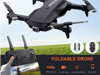 Coutlet 4K HD Foldable Drone RC Quadcopte FPV WIFI Quadcopter HD Camera airflow video Selfie Drone