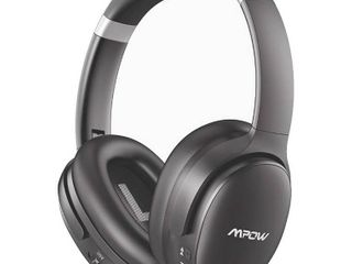Mpow H7 Bluetooth Headphones Stereo Wireless Over Ear Headset with Microphone for Cellphone Tablets PC TV
