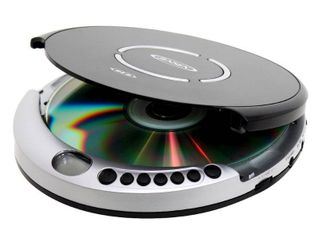 Jensen Portable CD Player With Bass Boost CD 60R
