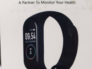 Bluetooth Smart Watch Smart Bracelet Fitness Tracker Sport Wristband Waterproof Heart Rate Blood Pressure Monitor
