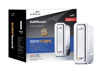 ARRIS SURFboard SB8200 DOCSIS 3 1 Cable Modem   Refurbished  Retail 146 99