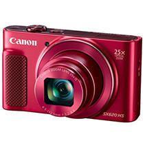 Canon PowerShot SX620 HS 20 2 Megapixel Compact Camera   Red  Retail 305 00