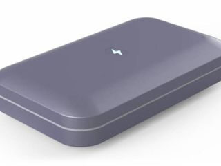 PhoneSoap 3 UV Sanitizer and Charger   Periwinkle