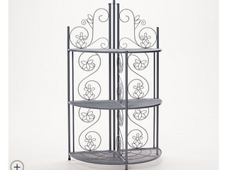 Temp tations Collapsible Round Bakers Rack