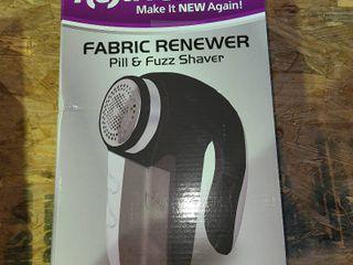 Rejuvenate Electric Fabric Renewer Pill And Fuzz Shaver Black
