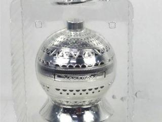 HomeWorx by Harry Slatkin TreeWorx Ornament Ball w 4 Gelables