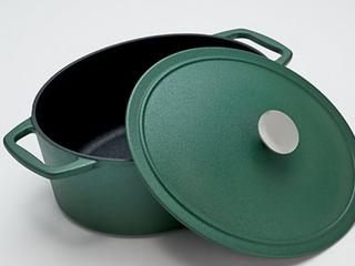 Cook s Essentials Cast Iron Nonstick 6 qt Dutch Oven