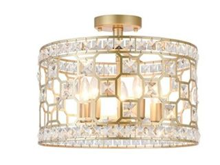 Warehouse of Tiffany Ceiling lamp 24602 5