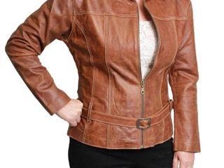 Gordilo s 100  Genuine leather ladies Medium Jacket