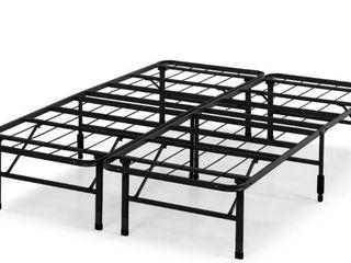 Zinus 14 Inch Classic Smartbase Mattress Foundation  Platform Bed Frame  Box Full Size