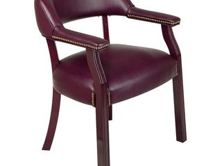 As Is   Office Star Traditional Visitor s Chair  Retail 111 49