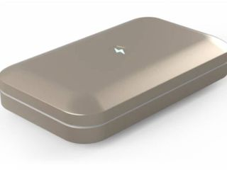 Phonesoap 3 UV Sanitizer and Charger   Gold