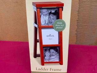 Hallmark ladder photo picture frame