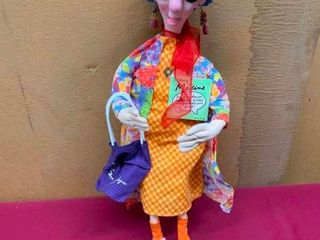 Collectible Talking Maxine