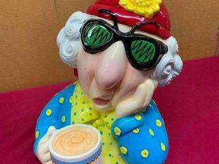 Collectible Maxine porcelain figurine