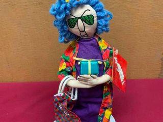 Collectiblen Maxine birthday figurine