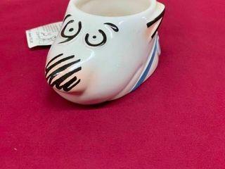 Collective Floyd porcelain coffee mug