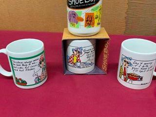 Collectible Maxine coffee mugs