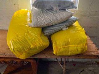Clean sleeping pillows