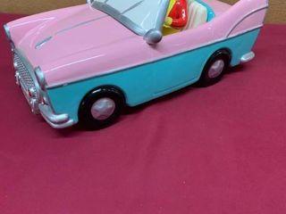 Maxine Porcelain Car