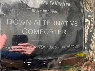 Comforter bed set