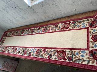 Area rug runner