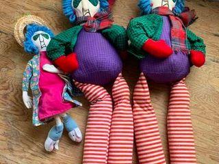 Maxine stuffed figurines