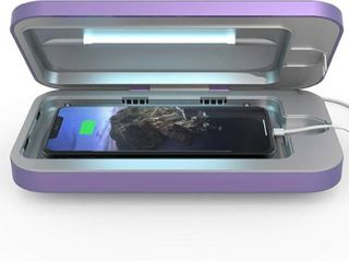 PhoneSoap 3 UV Smartphone Sanitizer   Universal Charger   Patented   Clinically Proven UV light Disinfector