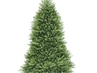 7ft National Tree Company Dunhill Fir Hinged Full Artificial Tree
