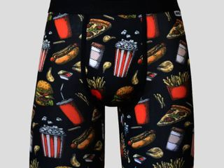 Wear Your life by PSD Men s Junk lunch Boxer Briefs   Xl
