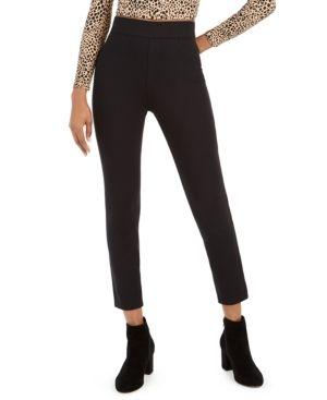 Spanx Petite The Perfect Black Pant Ponte Knit Pants