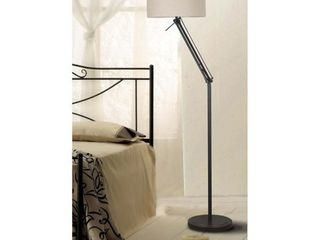 Oil Rubbed Bronze  Rawson Oil Rubbed Bronze Adjustable Height Floor lamp  Retail 96 49