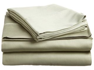 Wickenden 800 Thread Count Bedding Egyptian Cotton Sheets   Pillowcases  4 Piece Deep Pocket Sheet Set by Impressions   Full
