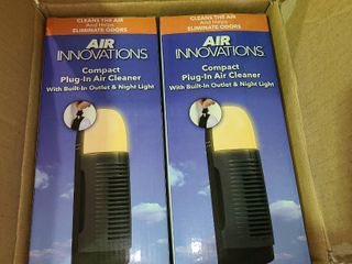 Air Innovations Ultrasonic Travel Humidifier 12 Hours