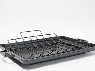 Cook s Essentials 14  x 17  Cast Aluminum Utility Pan