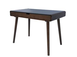 Rubberwood   charcoal grey   medium brown   Writing Desks  Retail 223 49