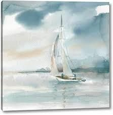 canvas subtle mist 1 by Carol robinson