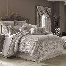 j queen New York king comforter set 4 pc set