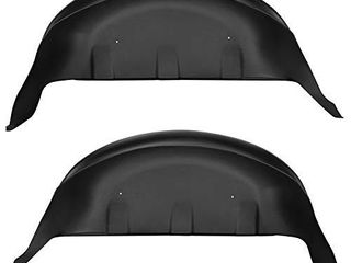 Husky liners 79131 Fits 2017 20 Ford F 250 F 350 Rear Wheel Well Guards