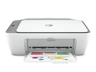 HP DeskJet 2755 Wireless All in One Printer  Mobile Print  Scan   Copy  HP Instant Ink Ready   Works with Alexa