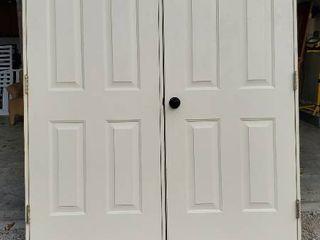 Set Of Double Doors
