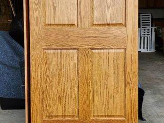 36in x 80in Swinging Door