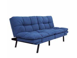 Charme House Blue Clic Clac Sofa Bed Retail   366 94