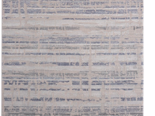 Porch and Den Richen High low Abstract Stripe Rug